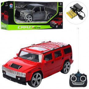 """Джип 512-13С """"Crazy racing"""", гумові колеса"""