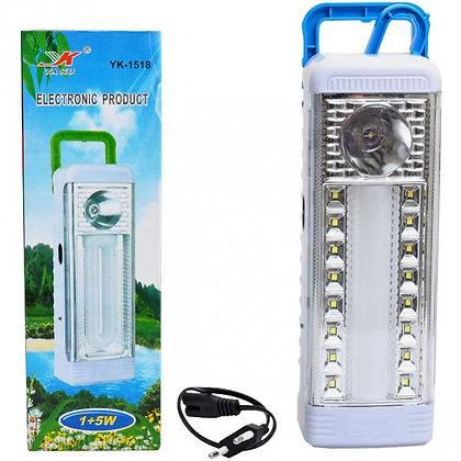 Лампа-ліхтар LED 1518
