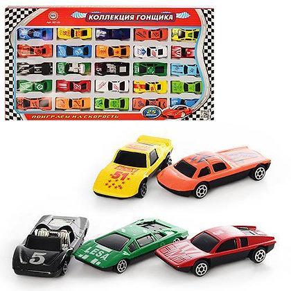 Машинка MB 25 №1 (927-25) «Колекція гонщика» (набір)