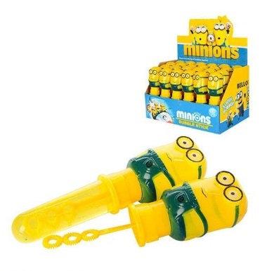 """Мильні бульбашки 928 """"Minions»"""