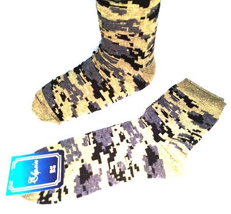 "Шкарпетки ""Камуфляж"", 27-29 р."