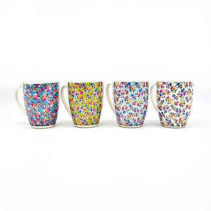 """Чашка """"Квіти"""" STU16125-16 (та STU16125-9)"""