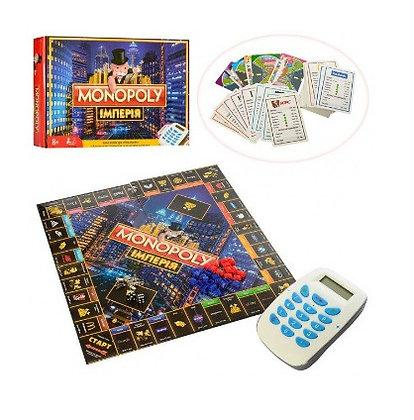 """Настільна гра """"Монополія"""" M3801"""