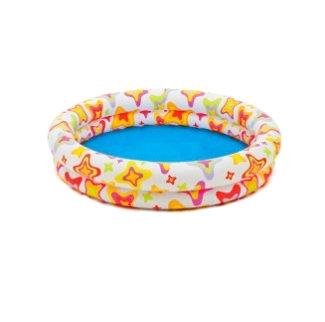 Басейн надувний дитячий кольоровий (Intex) 59421