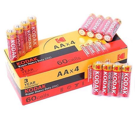 Батарейка Kodak R 6 міні пальчик AA