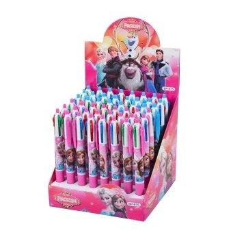 Ручка дитяча 4 кольори (набір)