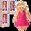 Thumbnail: Лялька YL1711BС
