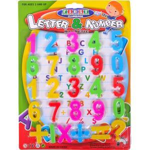 "Цифри і знаки на магніті ""Letter and Number"""