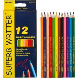"""Олівець кольоровий """"Marco"""" 12 кольорів"""