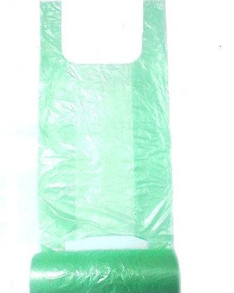 Пакет-майка в рулоні, 22 * 44