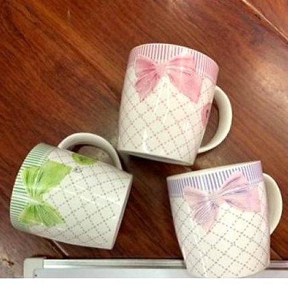 """Чашка """"Бантик"""" STU7901-8"""