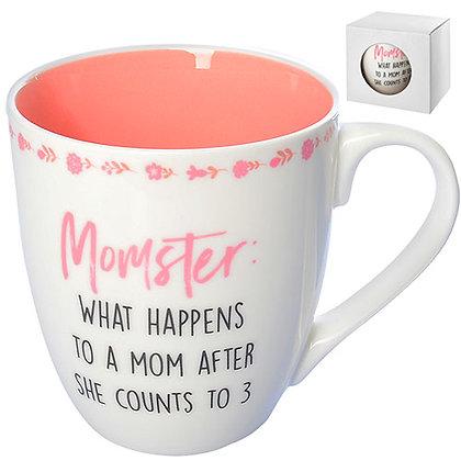 "Чашка ""Momster"" 550 мл. 10255"