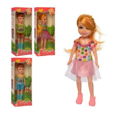 Лялька KQ081A шарнірна