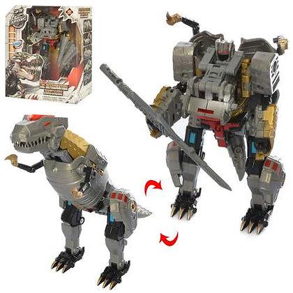 Трансформер JJ638 робот+динозавр