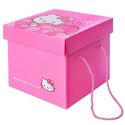 """Коробка подарункова паперова """"Hello Kitty"""" N00281"""
