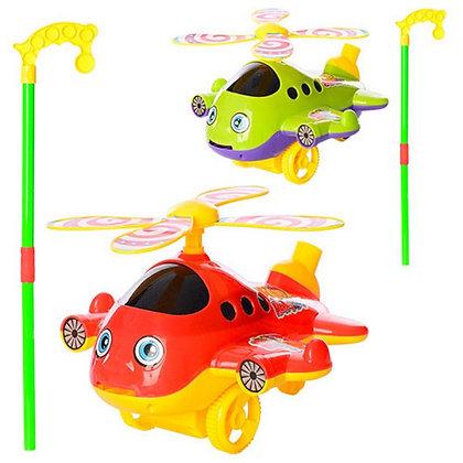 """Каталка - брязкальце 9904 """"Вертоліт"""""""