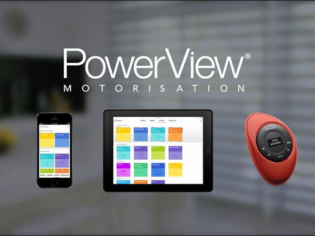 PowerView® Motorisation from Luxaflex®
