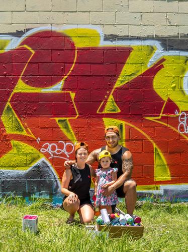 Graffiti Family