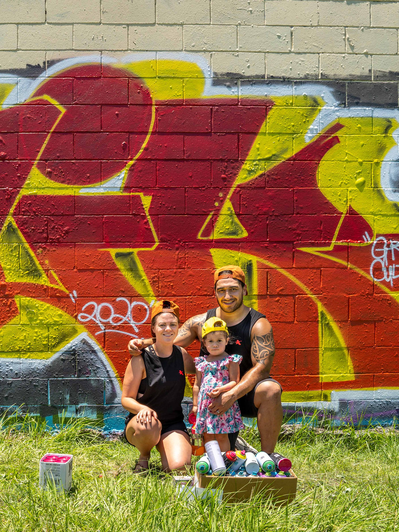 Graffiti Family