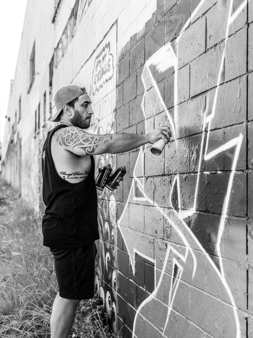 Graffiti Session