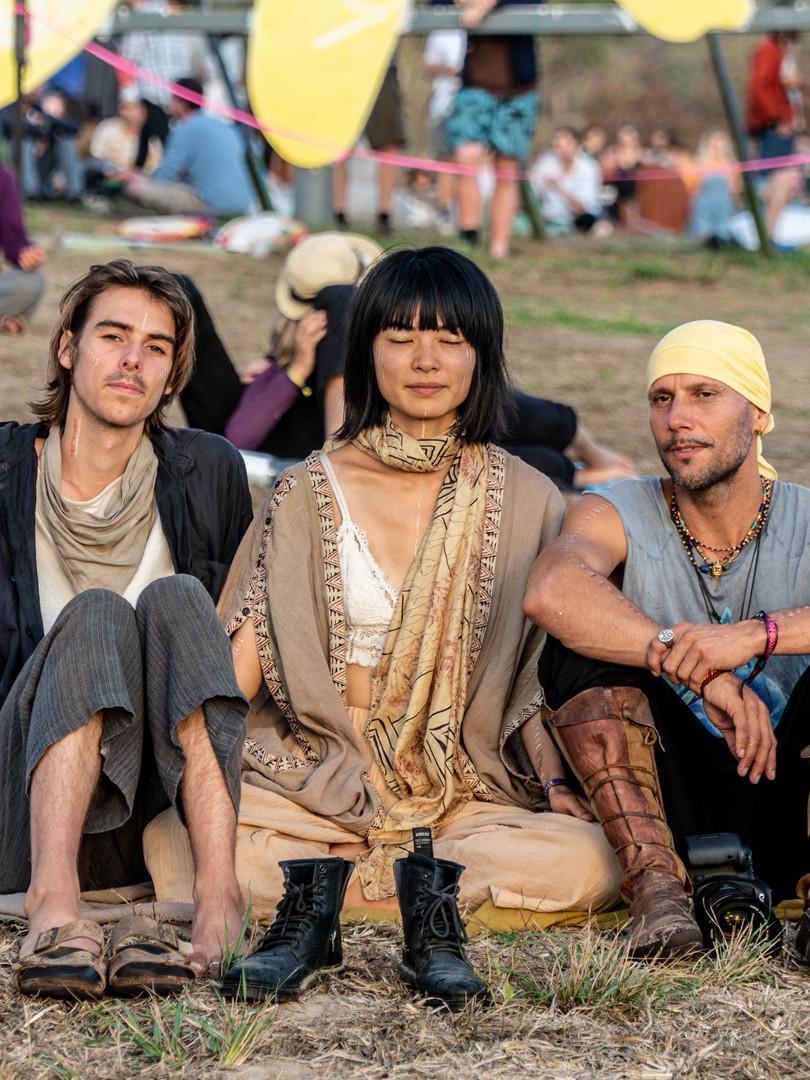 Festival Sunrise