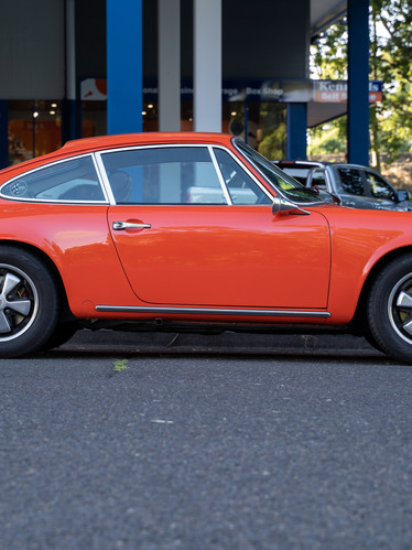 Classic Porsche 911T