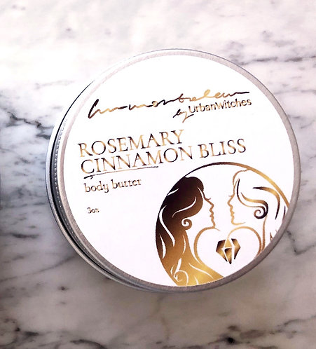 Rosemary Cinnamon Bliss Body Butter