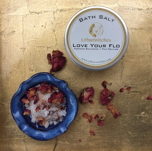 Love Your Flo - Bath Salt