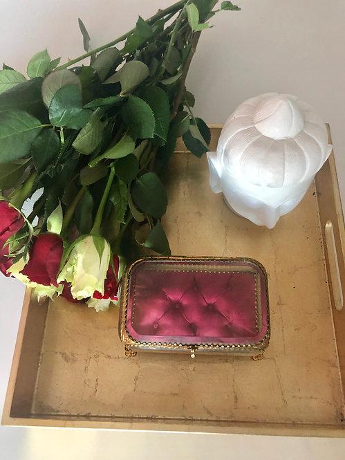French Jewelry Box/Casket