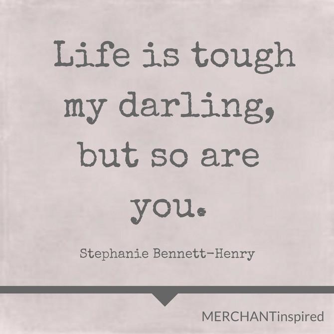 Strength, My Darling