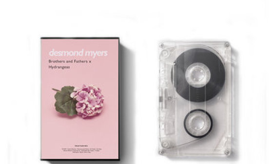Brothers and Fathers / Hydrangeas - Cassette Tape