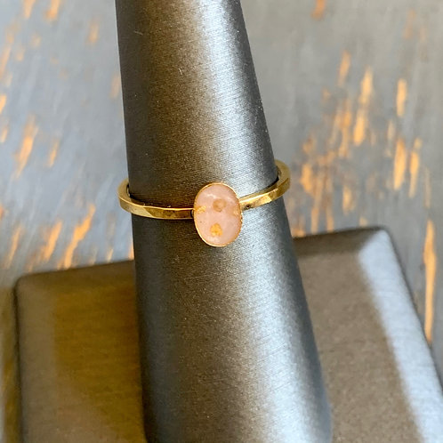 Itsy Marble Ring