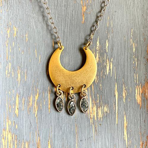 """""""Horseshoe"""" Necklace"""