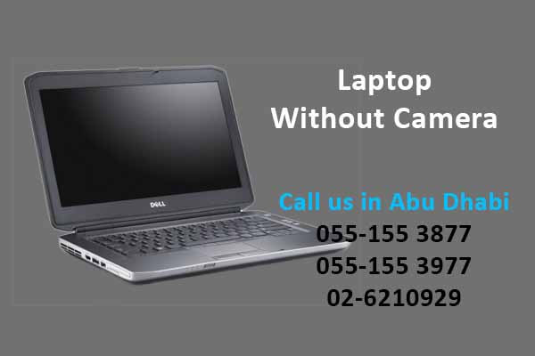without camera laptop