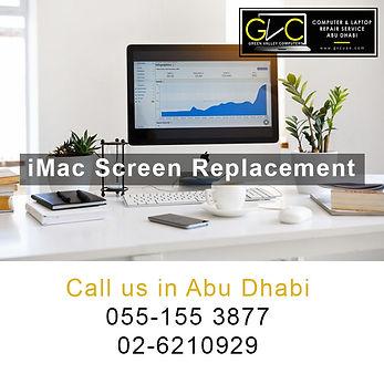 imac screen replacement abu dhabi