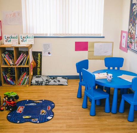 Wealstun Childrens Room