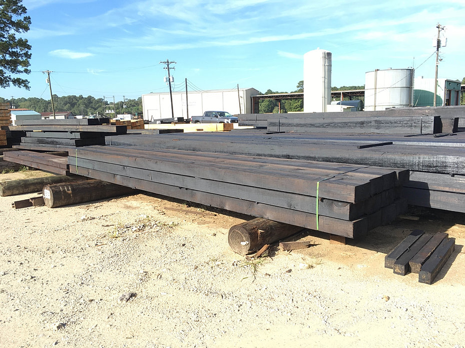 Railroad Ties Amp Timbers