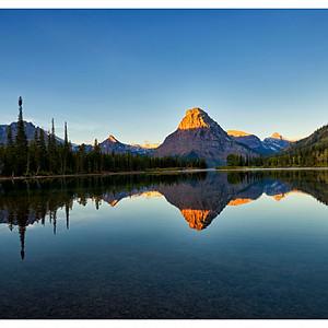 Glacier National Park  Two Medicine