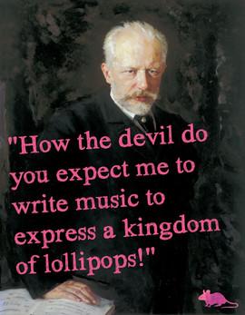 Tchaikovsky Drama