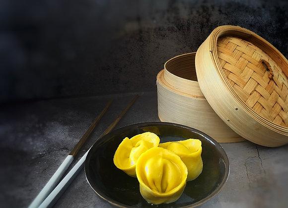Posh Prawn (Pescatarian) Dumplings/Potstickers (20)