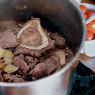 Taiwanese braised beef