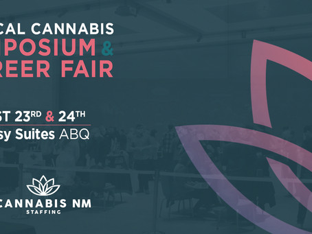 Advocates wanted to attend the Medical Cannabis Symposium & Career Fair