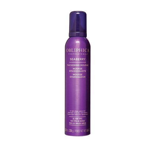 Obliphica Thickening Mousse