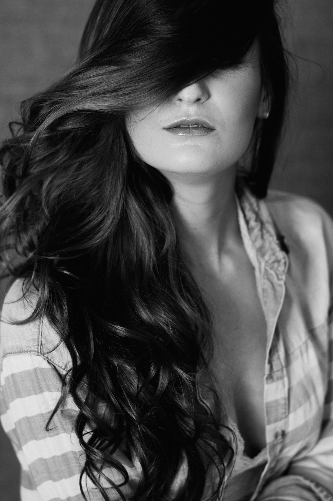 Shauna Richardson BW Headshots 5