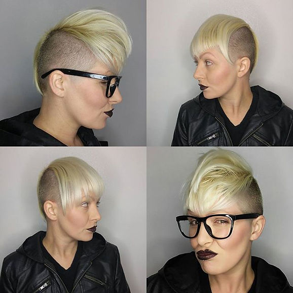 Steampunk Beauty Bar- Cyber Haircut and Style