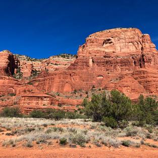Monumental Mountain Views