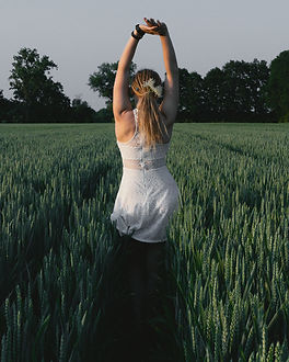 Canva - Woman Wearing White Lace Dress W