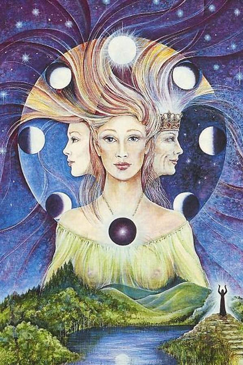 Shamanic Journey - Healing the Feminine Archetypes