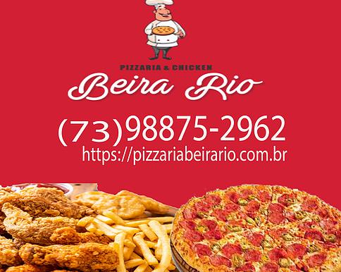 Itabuna-Ba:Venha conhecer a 🍕Pizzaria & 🍗Chicken Beira Rio