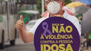 Arimateia exalta Junho Violeta e conscientiza população sobre violência contra a pessoa idosa